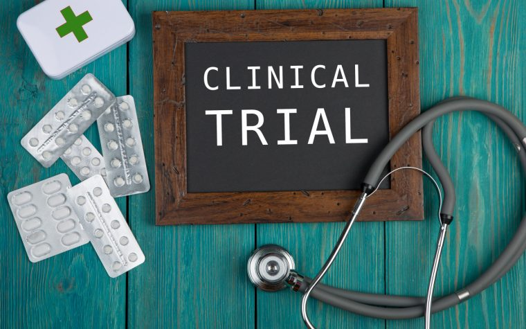 NSCLC clinical trial